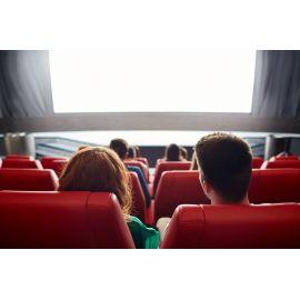 Billet Cinéchèque - plus de 1350 cinémas validité jusqu'au 31/01/2020