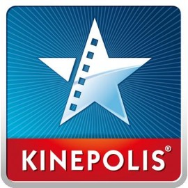 E-Billet Kinepolis (e-ticket)